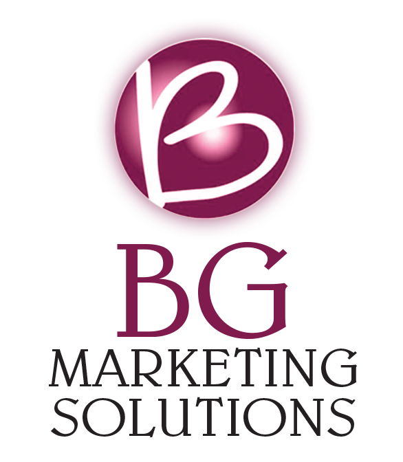 BG Marketing Solutions Mobile Logo