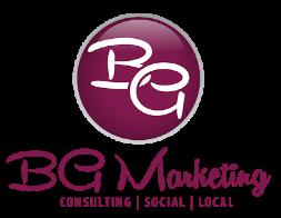 BG Marketing Solutions Logo