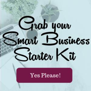 free smart business starter kit