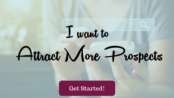 attract more prospects