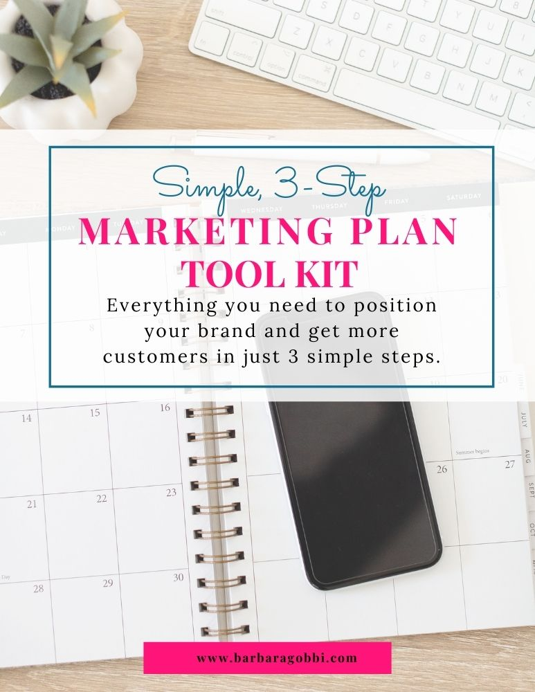 Marketing Plan Tool Kit